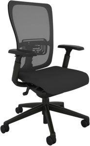 Haworth Zody High Performance Office Chair with Ergonomic Adjustments