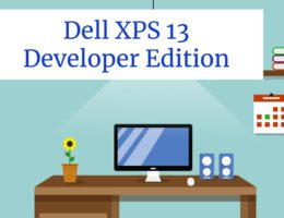 Dell XPS 13 developer edition for programming