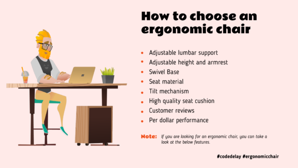How to choose the best Chairs For Programmers in 2020